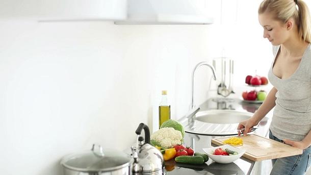Приготовление пищи вредит женскому здоровью