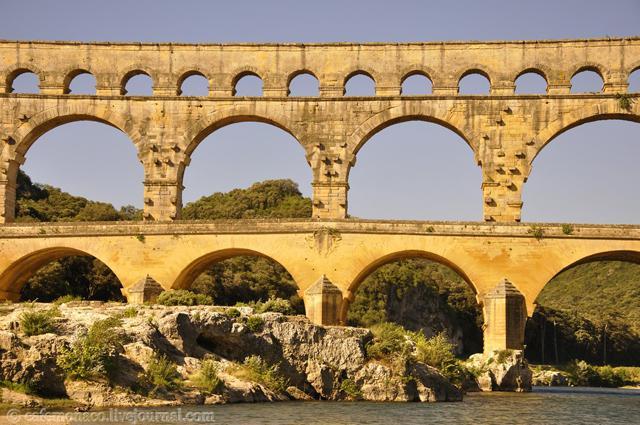 05 Итальянские археологи хотят заняться созданием трехмерной карты римских акведуков