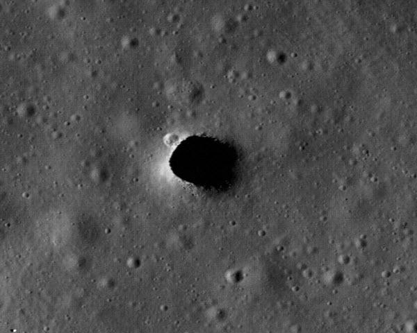 0504 Вода на Луне спрятана в лавовых трубах
