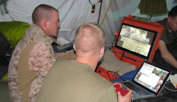 090 «Жестокие» компьютерные видеоигры делают солдат более спокойными и уравновешенными