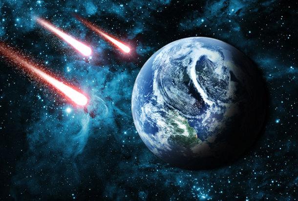 09031d37 Жизнь на нашей планете могла зарождаться дважды