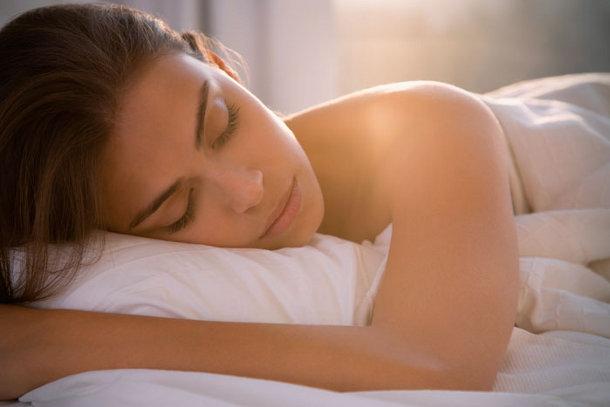 1-113 Почему люди не могут выспаться за ночь?
