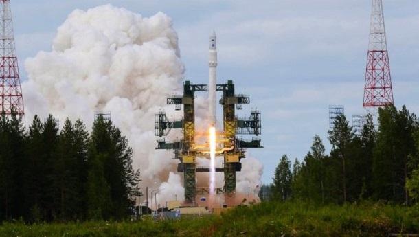 1015334390 В 2014 году с космодрома Плесецк запустили 10 ракет
