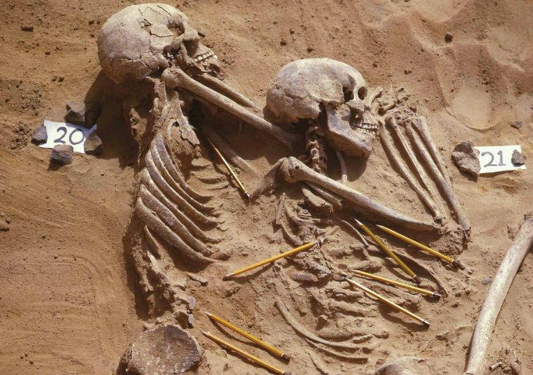 1015901454 Найдены доказательства древнейшей межрасовой войны
