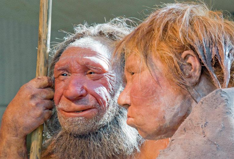 1020823820 Неандертальцы тысячелетиями сосуществовали с людьми