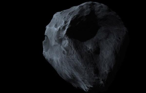 1041 Сегодня мимо Земли пролетит крупный астероид