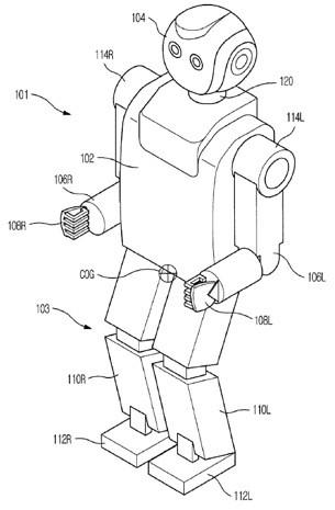 1114 Samsung научит роботов ходить по-человечески