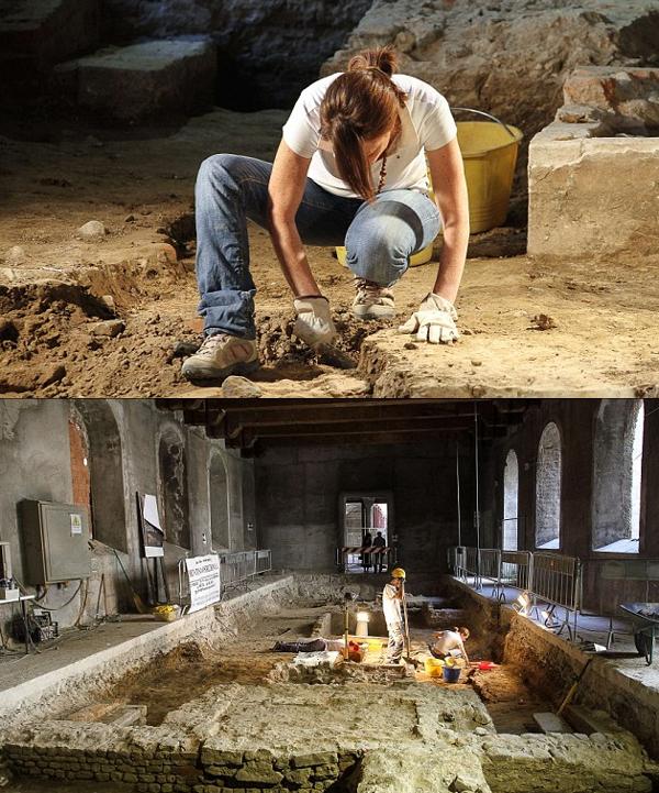 1130 Археологи нашли останки Моны Лизы?