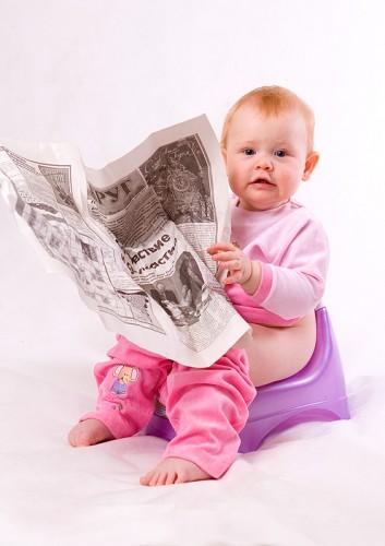 1146 Ученые уговаривают родителей не сажать детей на горшок... до трех лет