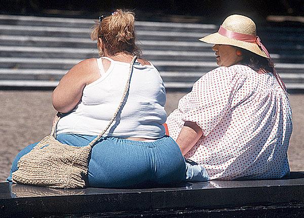 1158 Ожирение - враг мозга
