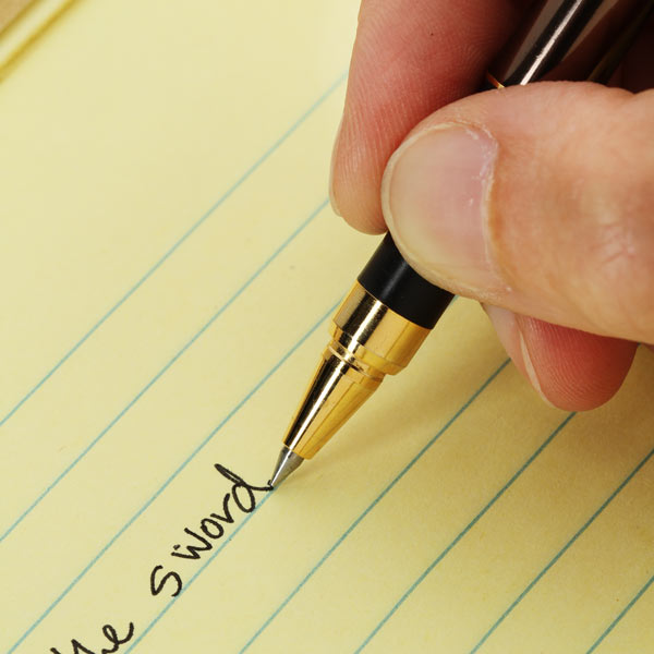 Немецкая чудо-ручка вибрирует от ошибок