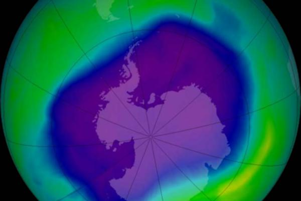 118 Обнаружены новые вещества, разрушающие озон