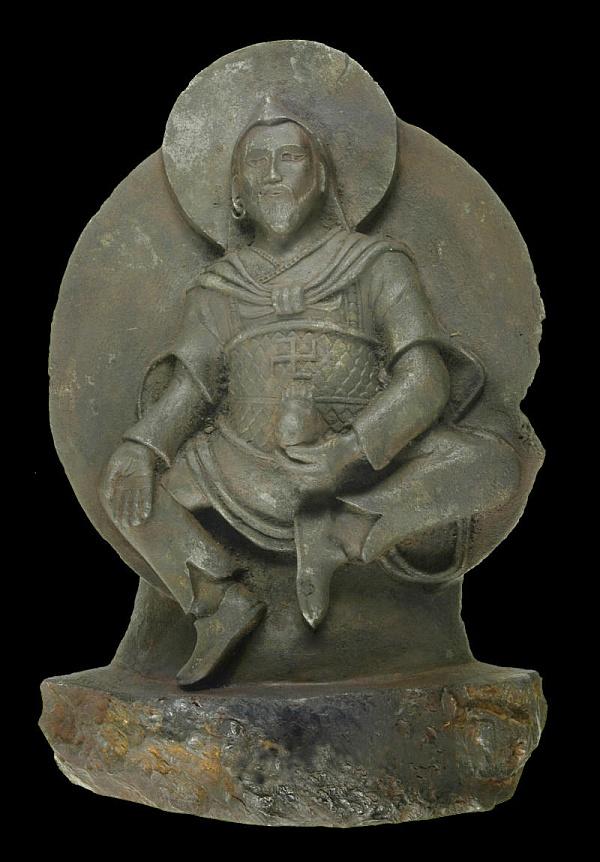 1183 Статуэтка Будды оказалась космической