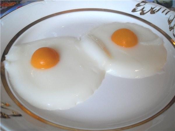 1185 О характере расскажут... яйца