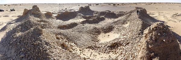 1201 Остатки древней цивилизации обнаружили в Сахаре