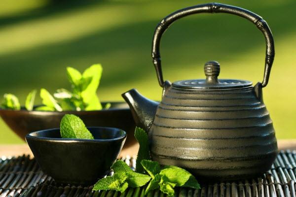 121 Зелёный чай поможет не толстеть