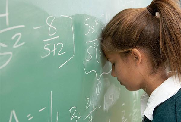 1231 Математика будет «по зубам», если взять свои эмоции под контроль