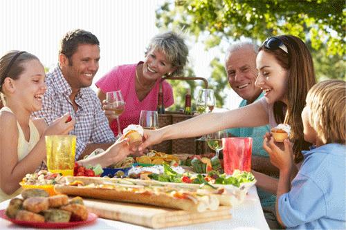 1241 Семейные обеды как залог здоровой жизни