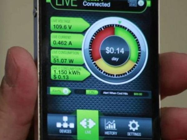 1251 Новое устройство MeterPlug экономит электричество и деньги