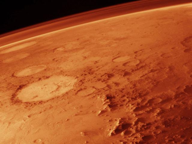 1257 Российские космонавты пойдут гулять по Марсу