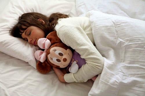 Концептуальная игрушка поможет заснуть