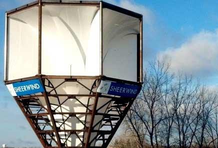 ветровая энергетическая установка Invelox