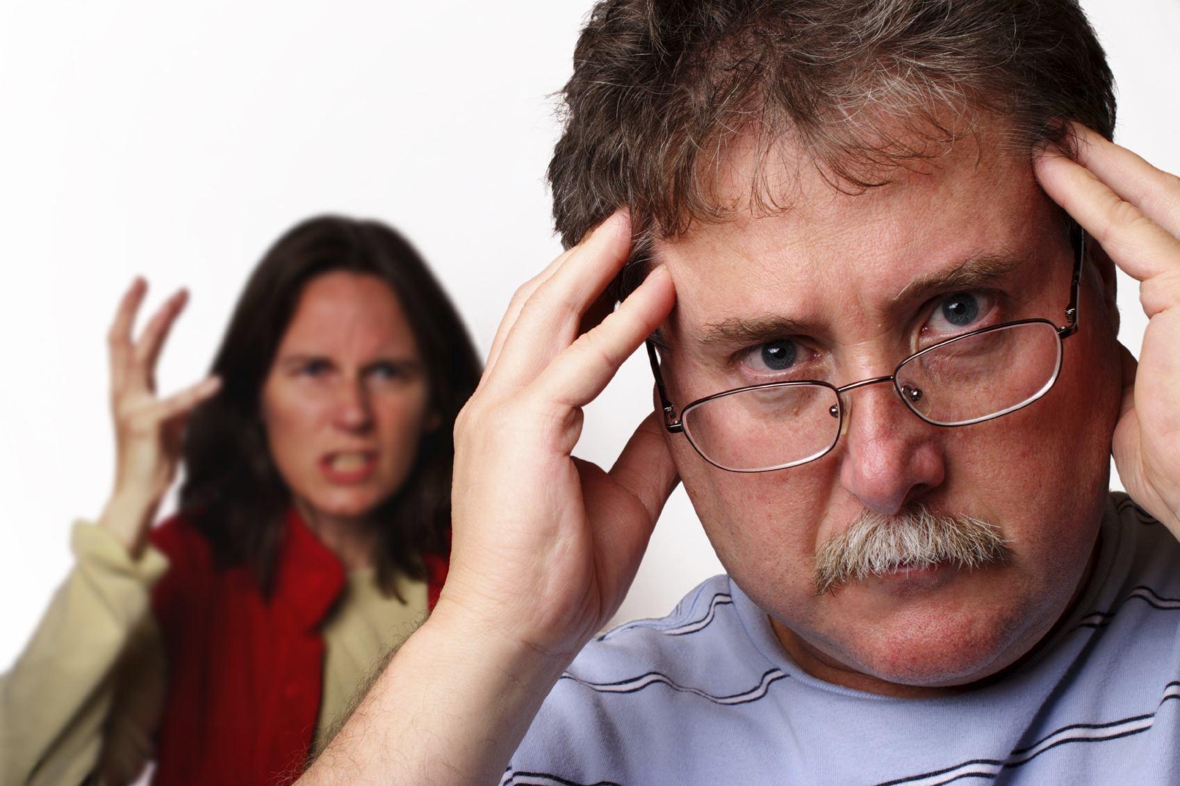 Семейные ссоры - враг иммунитета
