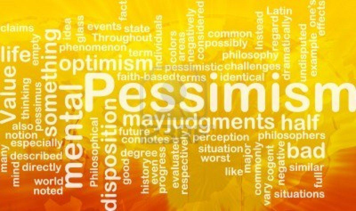 Пессимисты живут дольше