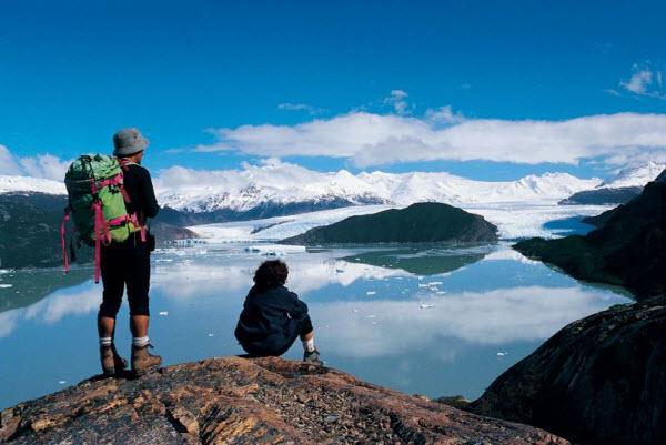 1331 Ледники в Чили тают всё быстрее
