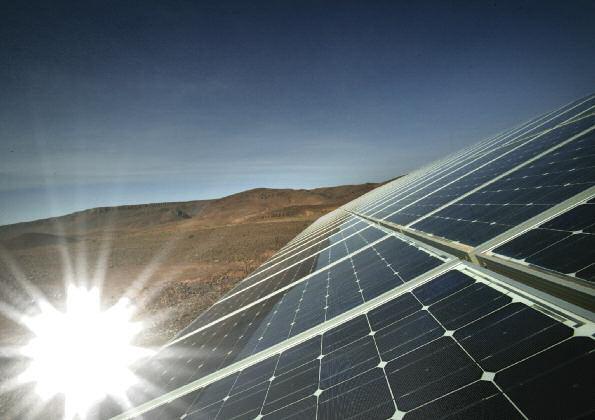 1334 Солнечная электростанция солнечной электростанции рознь: почему активное развитие может оказаться бессмысленным