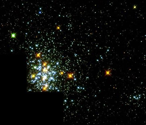 Молодые звёздные скопления оказались сложнее, чем считалось
