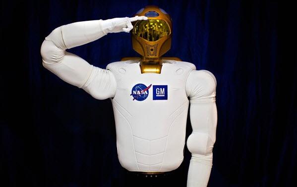 134 Несколько интересных роботов 2011 года рождения