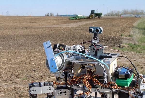 135 Несколько интересных роботов 2011 года рождения