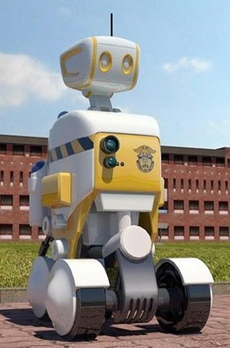 136 Несколько интересных роботов 2011 года рождения