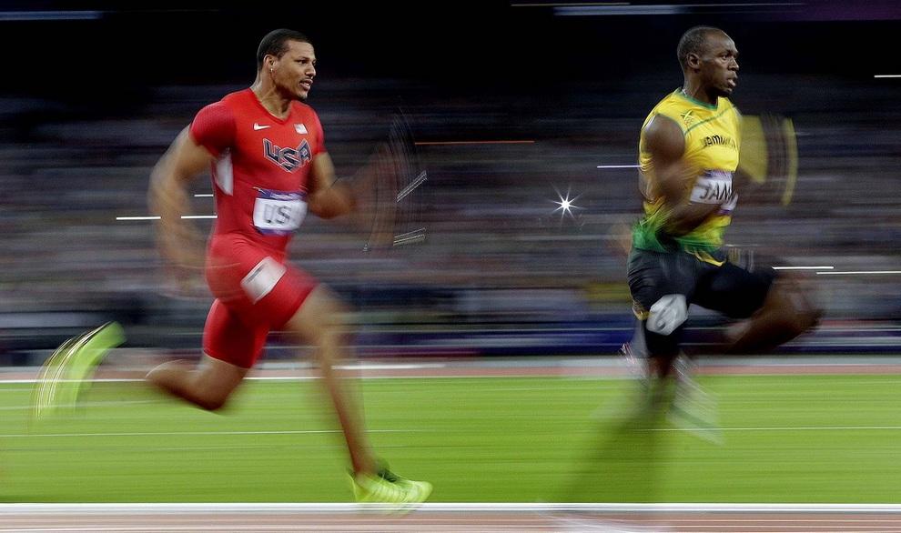 быстрый бег