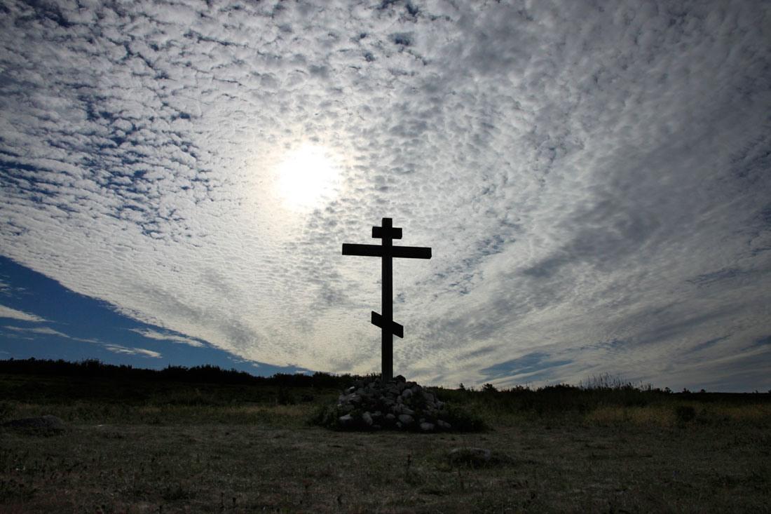 1363 Турецкие археологи полагают, что нашли фрагмент креста, на котором был распят Иисус