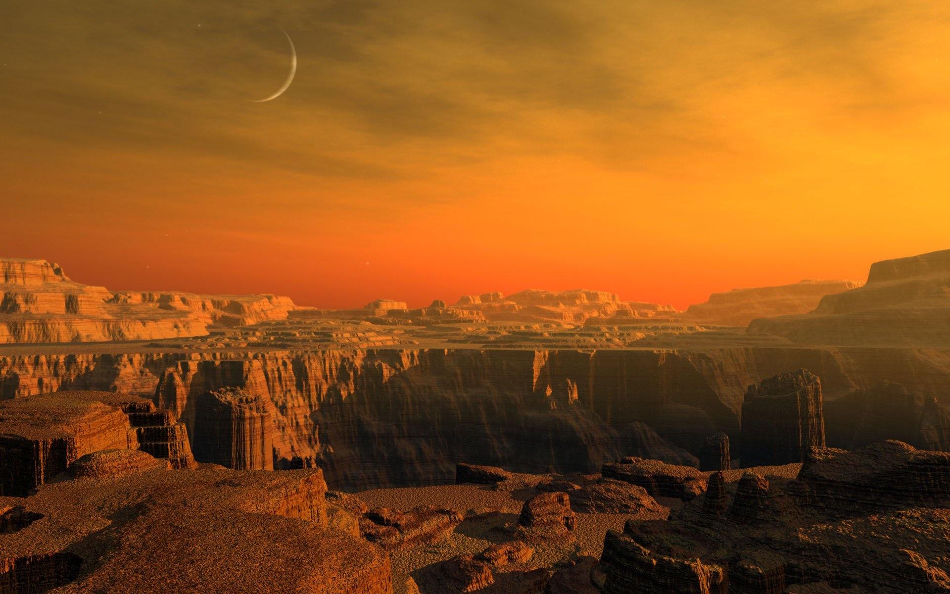 1366 100 тысяч землян захотели улететь на Марс навсегда