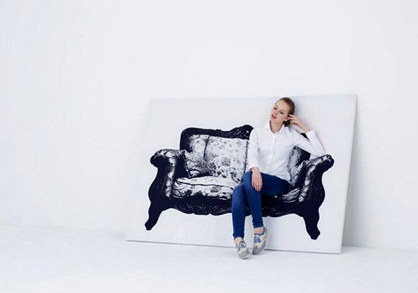 1371 Стильная мебель на расстоянии вытянутой руки
