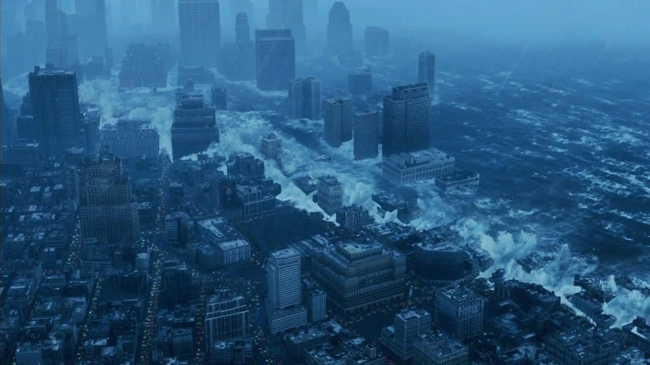 1375 Климатологи: конец света приближается все стремительнее