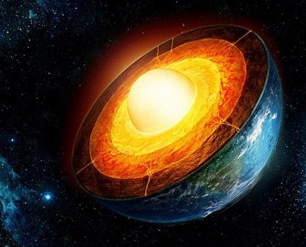 1425 Ученые обнаружили в ядре Земли третий слой
