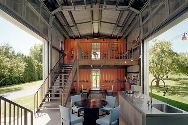1426 ТОП-5 самых невероятных домов в мире
