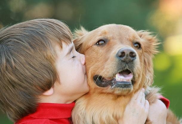 145133045 «Поцелуи» с домашним питомцем укрепляют здоровье человека