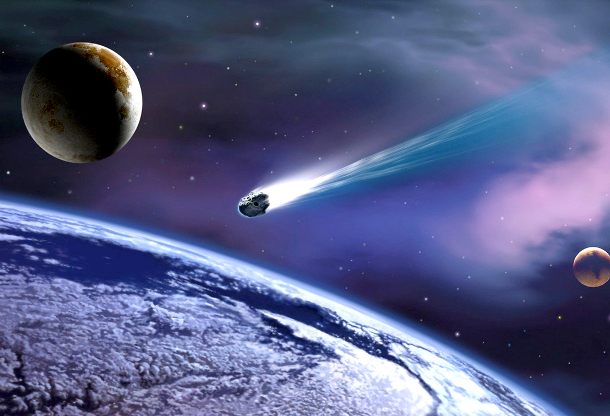 145513 Ученые придумали способ защиты Земли от астероидов
