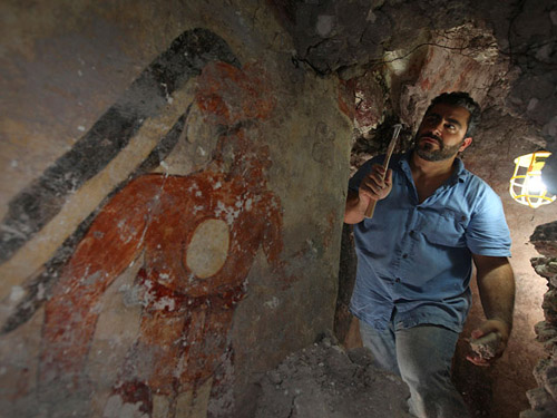Апокалипсис отменяется. Археологи нашли новый календарь майя