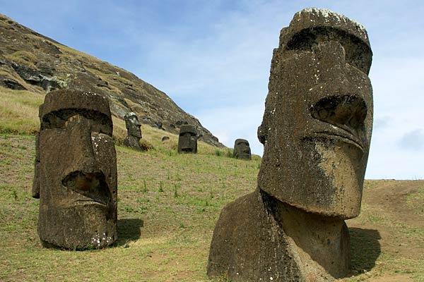149 Полинезийцы и южноамериканские индейцы оказались родственниками