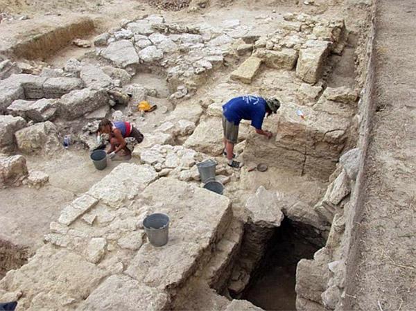 1510 В Крыму найден клад времён Боспорского царства