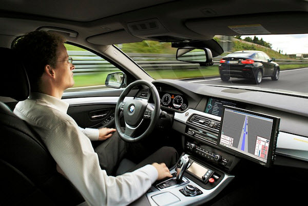 163 Автомобиль с автопилотом от BMW - не за горами?