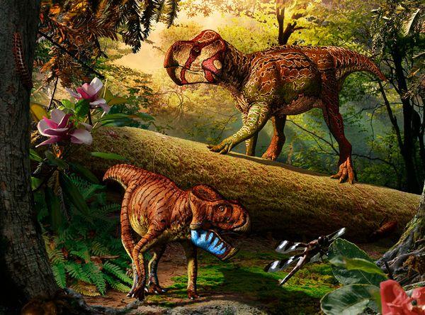 165 Палеонтологи обнаружили новые виды динозавров прямо в музее