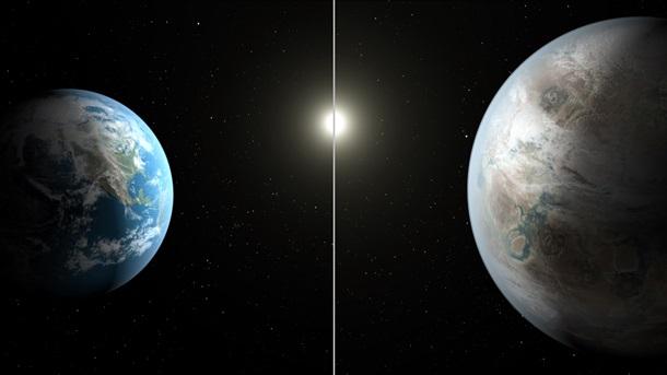 1657385 Ученые нашли двойника Земли