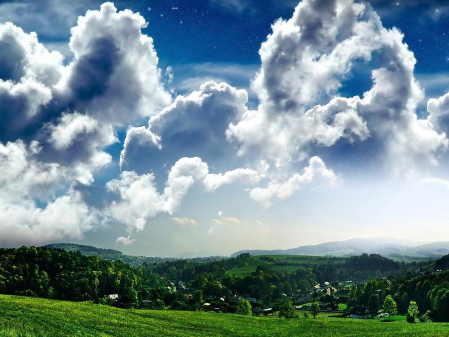 167 Ученые разобрались, почему мы витаем в облаках